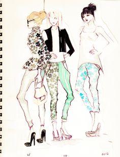 fashionart | Tumblr
