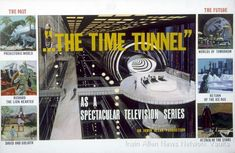 The Time Tunnel, Irwin Allen, Prehistoric World, World Of Tomorrow, Star David, Vaulting, Photo Archive, The Twenties, The Past