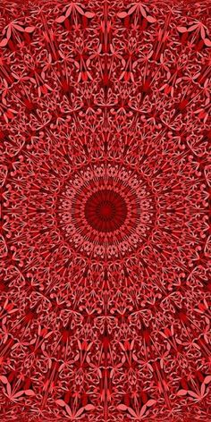 12 Red Seamless Floral Mandala Patterns #red #BohemianDesign #kaleidoscope #BackgroundDesigns #SeamlessPattern #collections #bohemian #pattern #SeamlessPattern #MandalaPatternDesign #garden #boho #MandalaPattern #life #PatternDesigns #geometry #patterns #graphics #BohemianArt #MandalaArt Mandala Pattern, Mandala Art, Red Background, Background Patterns, Wall Paper Phone, Bohemian Art, Psychedelic Art, Surface Pattern Design, Repeating Patterns