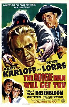 THE BOOGIE MAN WILL GET YOU 1942