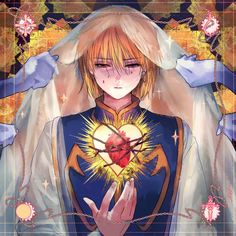 Kurapika, Hunter x Hunter
