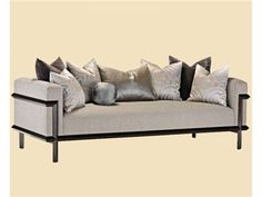 For Marge Carson Skylar Sofa And Other Living Room One Cushion Sofas At Hickory Furniture Mart In Nc