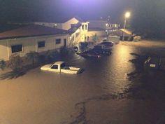 Intensas lluvias dejan derrumbes y daños en Honduras