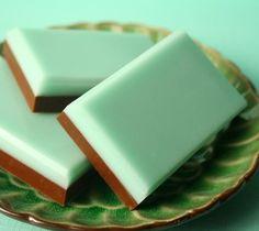 Dos en la Pasarela: We love mint