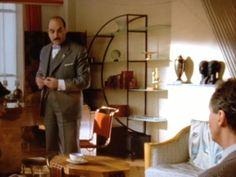 Poirot, wonderful Art Deco interiors