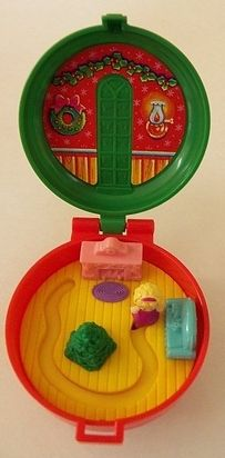 Totally had this - Because you looked forward each year to what awesome Christmas-themed Happy Meal toy McDonald's would release. | 32 Reasons Why Christmas Was Better In The '90s