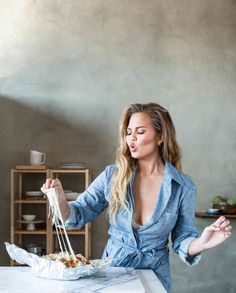 I Tried Chrissy Teigen's New Cookbook <i>Cravings</i> And This Is What Happened
