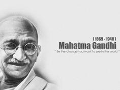 Happy Mahatma Gandhi Jayanti