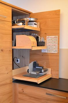 Ikea Kitchen Remodel, Home Decor Kitchen, Home Kitchens, Modern Kitchen Design, Interior Design Kitchen, Sweet Home, Kitchen Models, House Design, Kitchen Cabinets