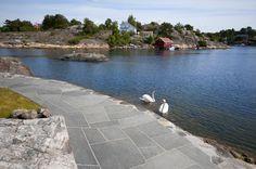 Oppdal Sten #ModenaFliser Natural Stones, Outdoor Decor, Nature, Naturaleza, Off Grid, Natural, Mother Nature, Scenery