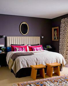 like the color on these walls