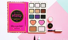 THE POWER OF MAKEUP by NikkieTutorials | #NIKKIE4TOOFACED - Lilimakes #toofaced