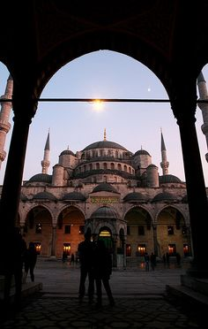 Towards the Light !!! The byzantine church of Agia Sofia, Constantinople... The Symbol of Byzantium Emperor and Civilisation !!!