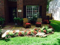 Dan Becnel   Landscape Architect   Round Rock, TX, United States. Front Yard