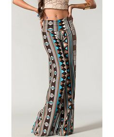 Gracefully Geometric Palazzo Pants  https://shoplately.com/product/167025/gracefully_geometric_palazzo_pants_more_colors  #hippie #boho #shoplately