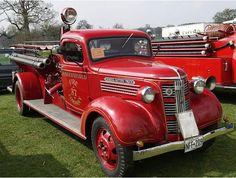General Motors Company - Fire Truck - 1937