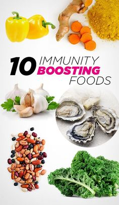 Immune booster | 10 Foods that Boost Immunity