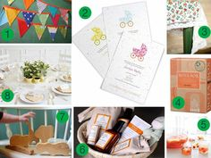 Eco-friendly Baby Shower Inspiration - Momtastic