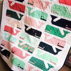 Whale Quilt | Apotospitimou