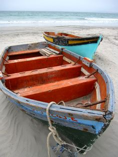 Paternoster and Cape Columbine - West Coast - South Africa. Fishermans Cottage, Sports Nautiques, Boat Art, Old Boats, Boat Painting, Whitewater Kayaking, Canoe Trip, Wooden Boats, Fishing Boats