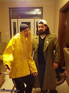 I've seen better. -Jay and Silent Bob Strike Back - Halloween Costume Contest