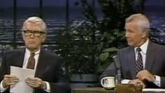 Jimmy Stewart went on 'The Tonight Show with Johnny Carson' to share his hobby: Poetry.