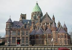 Bavo cathedral Leidsevaart 146 2014 HE Haarlem Netherlands Leiden, Cathedral Basilica, Roman Catholic, Rotterdam, Haarlem Netherlands, Harlem, City Landscape, Beautiful Buildings, Travel
