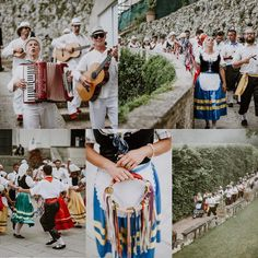 Enrich your Wedding day with traditional folk music and tarantella dancers… Wedding by @weddingsit