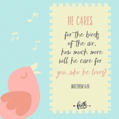 We never have to doubt His love for us.  Never ever ever.  If you're wondering whether God hears your quiet prayers, or cares about the things that keep you up at night, here's your sign... He does. And He always will! #scripture #wednesdaywisdom . . . .