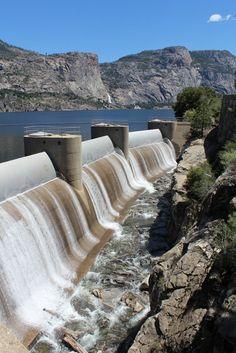 Hetch Hetchy Yosemite, CA