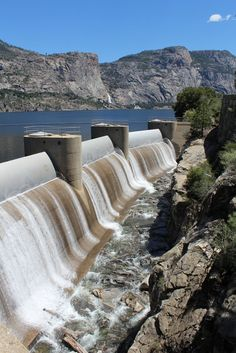 Hetch Hetchy Yosemite, CA