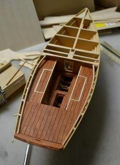 Sailboat Restoration, Model Sailboats, White Haven, Buzzards Bay, Soda Can Crafts, Arte Robot, Birch Ply, Wooden Boats, Model Ships