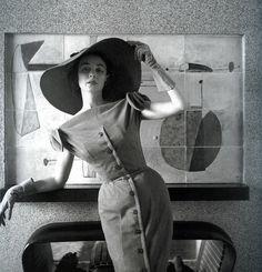 Jacques Fath, 1954
