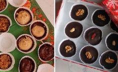 Ak si neviete predstaviť Vianoce bez tradičných koláčov, šuhajdy uVás jednoducho nemôžu chýbať. Dnes sme kuchtili obľúbené šuhajdy našich starých mám. Ale trošku na náš zdravý spôsob. Verím, že sa vám bude recept páčiť a počas Vianoc sa z tácok bude míňať najrýchlejšie. Čo potrebujeme na prípravu: papierové košíčky, 250 g kvalitnej čokolády (70% a …