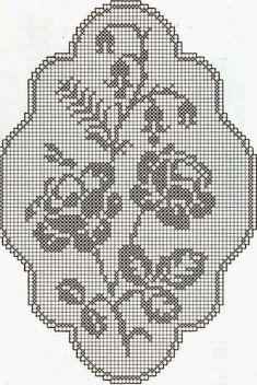 Kira scheme crochet: Scheme crochet no. 437