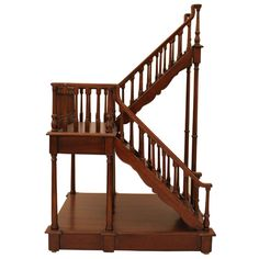 Architectural Model Staircase     Early to Mid 20th Century