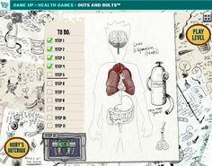 This BrainPOP-developed science game creatively helps teach students about the interplay of human body systems by inviting them to construct a cyborg.