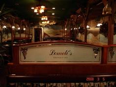 Lomeli's, Brea, Recommended Menu Items - Angel Hair Pasta w/ White Clam & Garlic Sauce, Spaghetti w/ Fresh Tomato, Basil, & Garlic