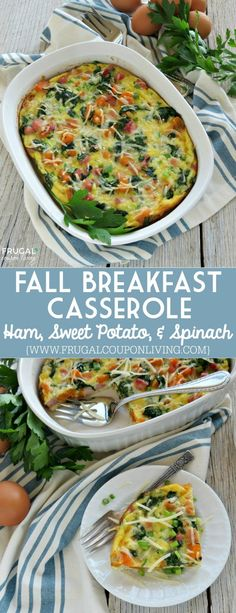 Enjoy this fall breakfast casserole on Frugal Coupon Living. Use ...