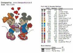 Mickey & Minnie Valentine 2 of 2