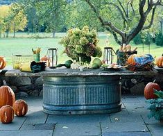How To Build A Cold Buffet Table