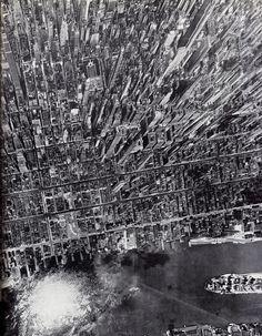 Midtown Manhattan 1944