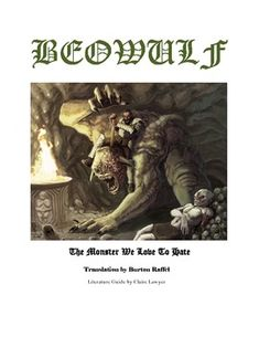 an analysis of the theme of the anglo saxon epic beowulf Literary analysis: characteristics of an epic beowulf takes you to the anglo-saxon period and theme might these lines.