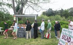 Cape May residents and visitors line up daily for wood-fired clay-oven-baked bread. (Whitney Tressel) From: Coolest Small Towns 2012. Click on the photo to nominate your favorite small town for 2014's contest!