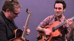 """Martin Taylor and Julian Lage - """"Some Day My Prince Will Come"""""""