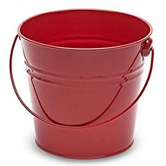 Image result for red bucket