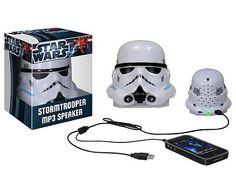 Star Wars Stormtrooper Helmet Portable Speaker