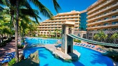 paradise village family hotel - puervo vallarta, mexico with kids