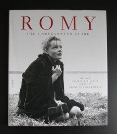 Artist/ Author: Lederle Title : Romy, die Unbekannten Jahre Pages : 144 pages Publisher: Lubbe Text / Language: german Measurements: 10,5 x 9 inches. Condition: Mint