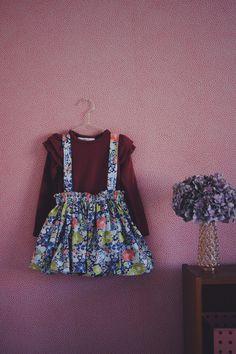DIY nederdel med seler